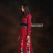 14 Long dress muslim merah bohemian - kanan