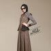 15 dress muslimah formal casual - kiri