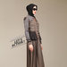 15 dress muslimah formal casual - kanan