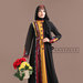 19 Abaya Dress Hitam Elegan