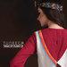 24 baju muslim motif geometric - detail a