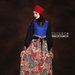 25 long dress muslim gaya boho - a
