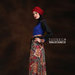 25 long dress muslim gaya boho - kanan a
