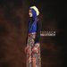 25 long dress muslim gaya boho - kanan b