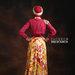 26 Maxi dress bohemian style - belankang a