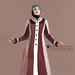 28 Abaya Jubah Simpel Elegan