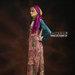 33 Dress terbaru muslim cantik - kiri