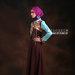 34 Maxi dress muslim simple - kiri