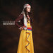 39 Long dress muslim with drapery - kanan