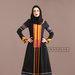 41 Abaya Dress Hitam