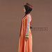 08 Abaya Jubah Feminin Elegan - kiri