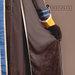 Abaya Modern Bordir Elegan - detail b