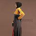 Abaya Modern Bordir Elegan - kiri