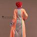 Abaya Jubah Terbaru Feminin - belakang