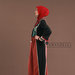 Abaya Dress Bordir - kiri