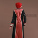 Abaya Dress Bordir - belakang
