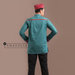 Baju Koko Pria Modis - belakang