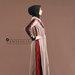 Abaya Jubah Feminin Terbaru - kanan