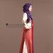 Abaya Jubah Elegan Feminin - kanan