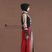 Abaya Dress Turki Modern - kanan