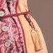 Abaya Jubah Batik Terbaru - detail b