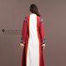 Abaya Dress Jubah Modern - belakang