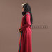 65 Abaya dress merah terkini - kiri