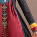 67 Abaya Turki Bordir Terbaru - detail a