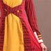 88 Long Dress Muslim Pesta -  detail