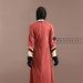 89 Long Dress Abaya Modis - belakang