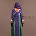 91 Abaya Dress Elegan Eksklusif - belakang