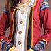 Abaya Dress Jubah Modern - detail a