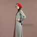 Abaya Dress Icy Blue - kiri