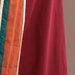 Jubah Abaya Modern Maroon - detail c