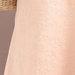 Abaya Modern Peach - detail tekstur a