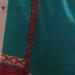 49 Abaya Dress Bordir Tosca - detail b