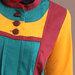 49 Abaya Dress Bordir Tosca - detail a