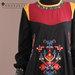 90 Abaya Dress Elegan Bordir -  detail b