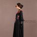 90 Abaya Dress Elegan Bordir - kiri