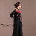 90 Abaya Dress Elegan Bordir - kanan