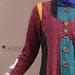 95 Jubah Abaya Modern - detail